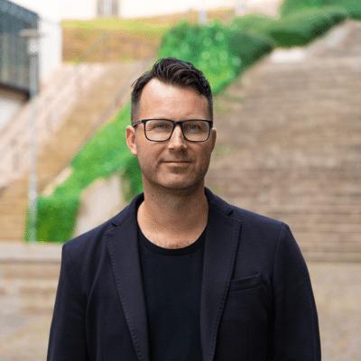 Andreas Larsson, BTH