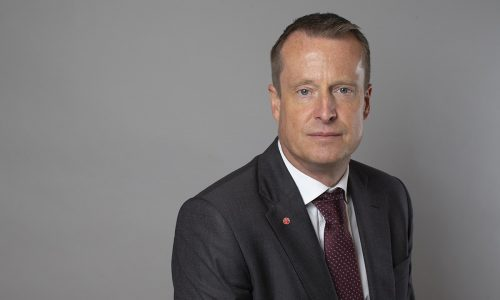 Anders Ygeman  Energi- och digitaliseringsminister Infrastrukturdepartementet